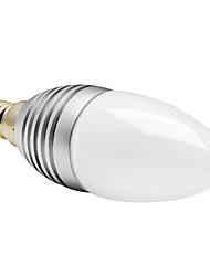 Ampoules Bougie Blanc Chaud E14 4 W 6 SMD 5730 360 LM AC 100-240 V