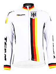 Kooplus - German National Team Cycling Long Sleeve Fleece Jersey