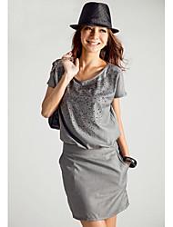 Women's Bright Diamond Dress