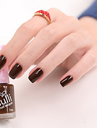 Sulli's Romantic Environmental Odorless Nail Polish