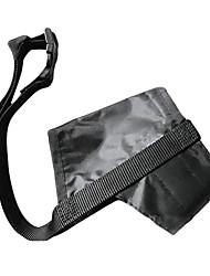 Perros Bozales Negro Textil