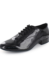 Brevet Simple Hommes PU moderne / salle de bal latine chaussures de danse