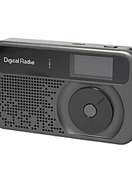 "PPS006 1,5 ""-LCD-Digital Audio Broadcasting DAB-FM-Radio-HD"