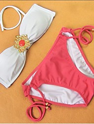 Women's Trendy Diamond Bikini Swimwear