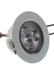 3W 240 LM Warm White Recessed Retrofit Dimmable LED Ceiling Lights AC 220-240 V