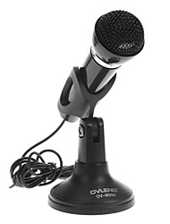 Microphone with Flexible Neck Design(Black)