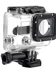 Accessories For GoPro,Protective Case Waterproof Housing Waterproof, For-Action Camera,Gopro Hero 3 3pcs In 1 ABS Plastic