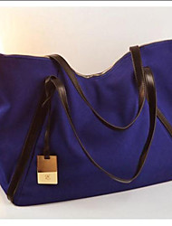 POLO Leisure Nubuck Large Capacity Crossbody Tote