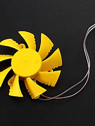 8cm Plastic Fan Graphics FW-12V DC