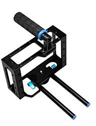 DSLR Portable Universal Cámara Jaula BMCC jaula con la manija superior / de 7d 5d2 5D3