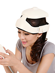 Vibration Air Pressure Hot Pack Head Massager With Music