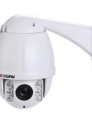 10X Optical Zoom Outdoor 4.5 Inch 1.3MP 960P IR IP Speed Dome Camera (50M IR Night Vision)