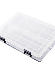 2x4-Grids Transparant Licht en handige Tool Box