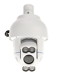 Cotier- 720P Mini IR WDR High Speed Dome IP PTZ Camera (IP66 Waterproof,Digital Noise Reduction DNR)
