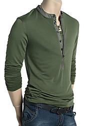 Men's Stylish Casual Long Sleeve T-Shirt