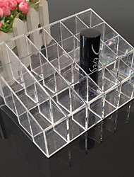 Simple Transparent Acrylics Jewelry Display For Jewelry(1pc)