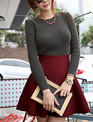 MQN Süße A-Line Short Skirt Blase