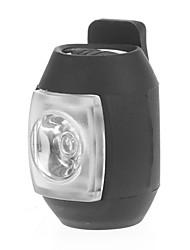 XJ-2226 Oplaadbare 4-Mode USB fietslicht (ingebouwde batterij, Zwart)