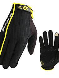 CoolChange Cycling Iphone Screen Touch Yellow Full Finger Gloves