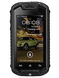 "XN Z18 3"" 2G Android 4.0 Smart Rugged Phone(Dual Core,Dual SIM,Long Standby,Waterproof)"