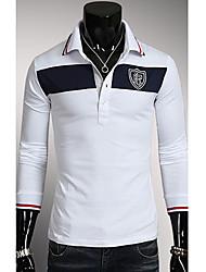 Herren-Farbabstimmung Polo-Shirt