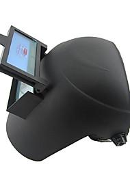 Pure Black Li аккумулятор солнечной Автоматическое затемнение Сварочная маска