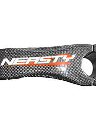 Neasty - Bicicleta / bicicleta de fibra de carbono 3K Negro Stem