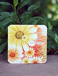 Chrysanthemum modello Greeting Card - set di 12