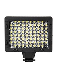 Nan Guang CN-76 LED LIGHT for the DSLR /video camera LED camcorder lamp light with filters