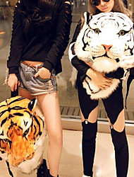 Vivid Tiger Pattern Nylon Kigurumi Bag