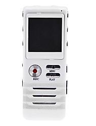 Digital Professional Usb mini voice recorder 8GB K6 Dictaphone Multi-function MP3 Player Speaker Long distance recording