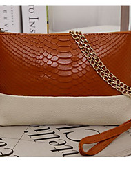 Mega Decorative Tassel Leather Shoulder Bag (Screen Color)