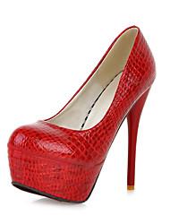 Women's Stiletto  Heel Heels Pumps/Heels  Shoes(More Colors)