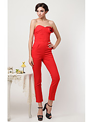 Damen Spring Strap Fit Jumpsuit