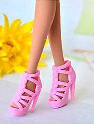 Barbie-Puppe Classic Light Rosa PVC Sandalette