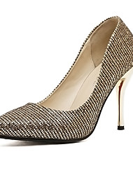 C-Show-Damenmode spitze Toe Stiletto Pumps