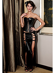 Women Overbust Corset , Others Lace Up