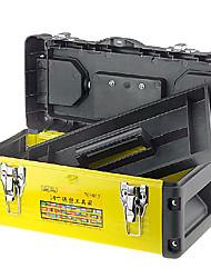 16 * 7 * 7 pulgadas de ABS Caja de herramientas de plástico