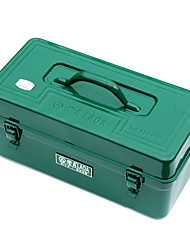 (41 * 21 * 11,5) Ferro resistentes caixas de ferramentas
