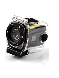 G328 Mini wasserdicht HD 720P 5.0 MP CMOS-LCD-Sport Diving-DVR-Kamera