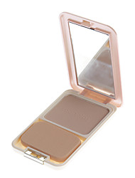 Monplay Mineral Skin Pressed Powder(Color No.02)