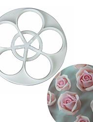 6 umweltfreundlich Kuchen / Cupcake / Chocolate Silikon Backformen