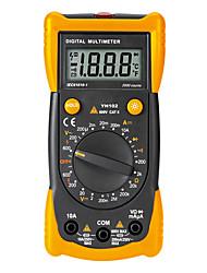 YH112 Haute précision Indicateur LCD Testeur numérique voltmètre Ohmmètre multimètre
