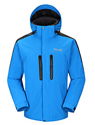 MAKINO Men's Outdoor Climbing Warm Two-piece Ski Jacket