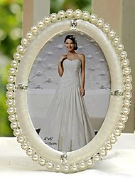 "6""7""10""Modern European Style Pearl Metal Picture Frame"