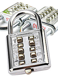 Outdoor Professional Metal Coded Lock