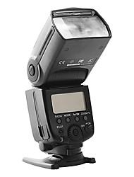 Travor SL-585C Profissional Speedlite eletrônico para câmeras Canon