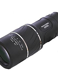 16X52 mm Monocular High Definition Spotting Scope Independent Focus