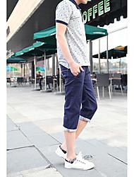 Men's Shorts , Casual Denim