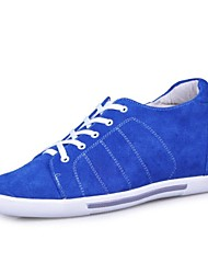 Leather Low Heel Comfort Fashion Sneaker Shoes